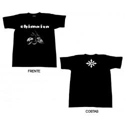 Chimaira - T-Shirt - Skull & Snake