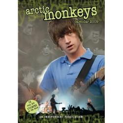 Arctic Monkeys - Calendário - 2009