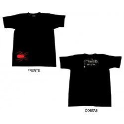 The Web Fashion - T-Shirt - Red Spider