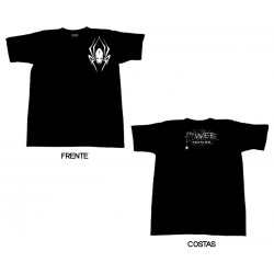 The Web Fashion - T-Shirt - White Spider
