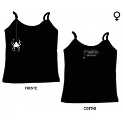 The Web Fashion - Top de Mulher - Hang Spider