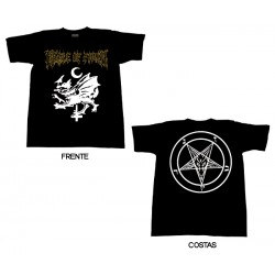 Cradle of Filth - T-Shirt - Dragon