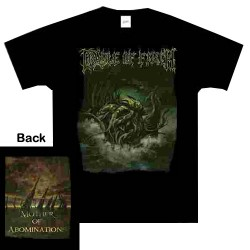 Cradle of Filth - T-Shirt - Abominations