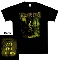 Cradle of Filth - T-Shirt - Thornography
