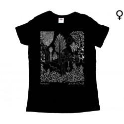 Dead Can Dance - T-Shirt de Mulher - Garden Of Delight