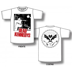 Dead Kennedys - T-Shirt - Police Truck