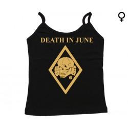 Death In June - Top de Mulher - The Guilty Have