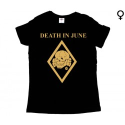 Death In June - T-Shirt de Mulher - The Guilty Have