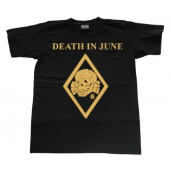 Death In June - T-Shirt - The Guilty Have