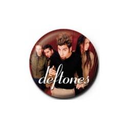 Deftones - Crachá - Red