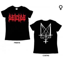 Deicide - T-Shirt de Mulher - Logo