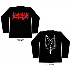 Deicide - Long Sleeve - Logo