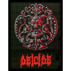 Deicide - Remendo/Patch - Brooch