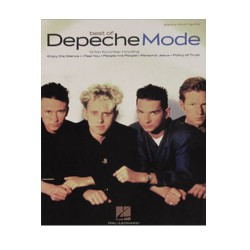 Depeche Mode - Livro - Best Of Depeche Mode
