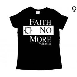 Faith No More - T-Shirt de Mulher - 2.0