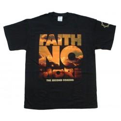Faith No More - T-Shirt - Yellow Sky