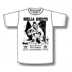 Gorilla Biscuits - T-Shirt - Revelation