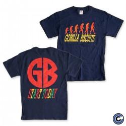 Gorilla Biscuits - T-Shirt - Start Today
