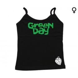 Green Day - Top de Mulher - Logo