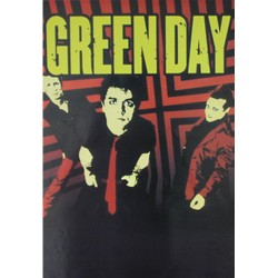 Green Day - Poster - Popart