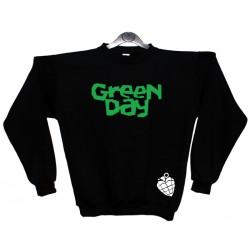 Green Day - Sweat - Logo