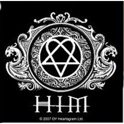 Him - Autocolante - Dragon Crest