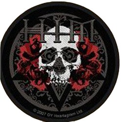 Him - Patch - Death