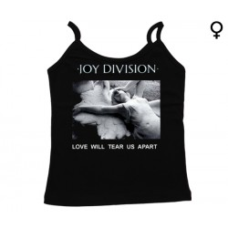 Joy Division - Top de Mulher - Love Will Tear us Apart