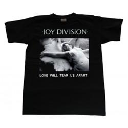 Joy Division - T-Shirt - Love Will Tear us Apart