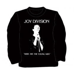 Joy Division - Sweat - Here Are The Young Man
