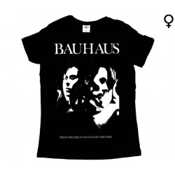 Bauhaus - T-Shirt de Mulher - Press the Eject...