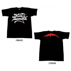 King Diamond - T-Shirt - Logo