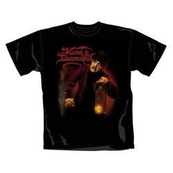 King Diamond - T-Shirt - Latern