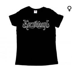 Korpiklaani - T-Shirt de Mulher - Logo