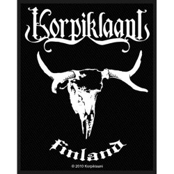 Korpiklaani - Patch - Finland