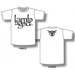 Lamb of God - T-Shirt - Logo