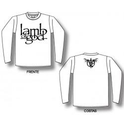 Lamb of God - Long Sleeve - Logo