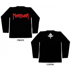 Manowar - Long Sleeve - Logo