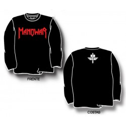Manowar - Sweat - Logo