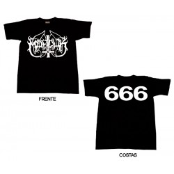 Marduk - T-Shirt - 666
