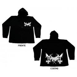 Mayhem - Casaco - Logo