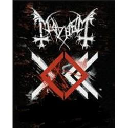 Mayhem - Patch Grande - Ordo