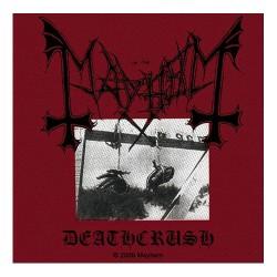 Mayhem - Patch - Deathcrush