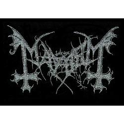 Mayhem - Patch - Logo