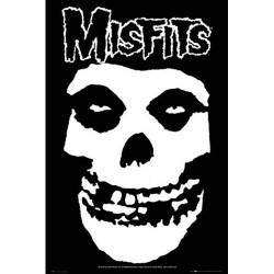 Misfits - Poster - Skull