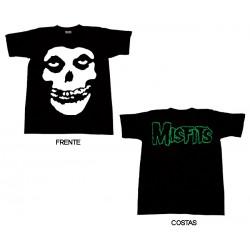Misfits - T-Shirt - Skull