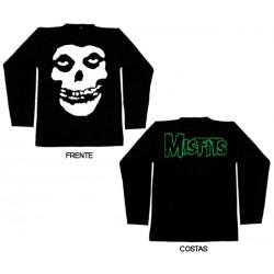 Misfits - Long Sleeve - Skull