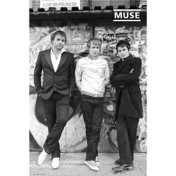 Muse - Poster - Band