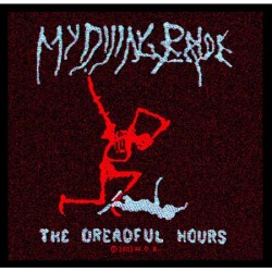 My Dying Bride - Patch - Dreadful Hours
