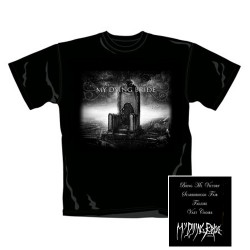 My Dying Bride - T-Shirt - Bring Me Victory